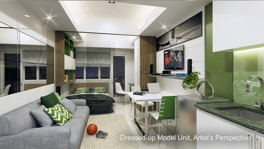 Green 2 Residences in Dasmarinas Cavite by SMDC